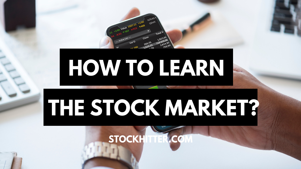 How can I learn the Stock Market_(1)