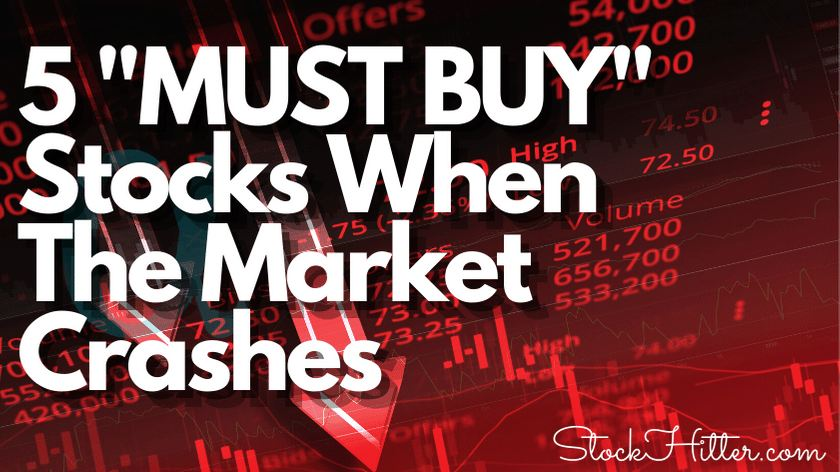 What Stocks To BUy When The Market Crashes